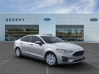 New 2020 Ford Fusion S Sedan for sale near you in Ashland, VA
