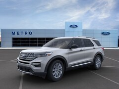 New 2020 Ford Explorer Limited SUV for Sale in Schenectady NY