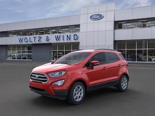 New 2020 Ford EcoSport SE SUV MAJ6S3GL3LC378571 in Heidelberg, PA