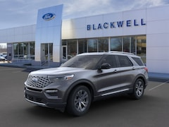 New 2020 Ford Explorer Platinum SUV for sale in Plymouth, MI