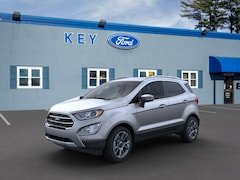 New 2020 Ford EcoSport Titanium Crossover For Sale in York, ME