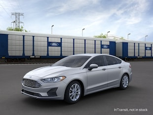 2020 Ford Fusion SE Sedan 3FA6P0HD7LR254599