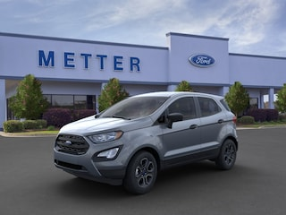 New 2020 Ford EcoSport S SUV for sale in Metter, GA