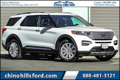 New 2020 Ford Explorer Limited SUV for sale in Chino, CA
