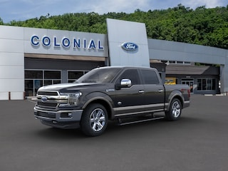 New 2020 Ford F-150 King Ranch Truck in Danbury, CT