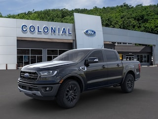 New 2020 Ford Ranger Lariat Truck SuperCrew in Danbury, CT