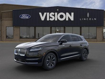 2021 Lincoln Nautilus Standard All-wheel Drive