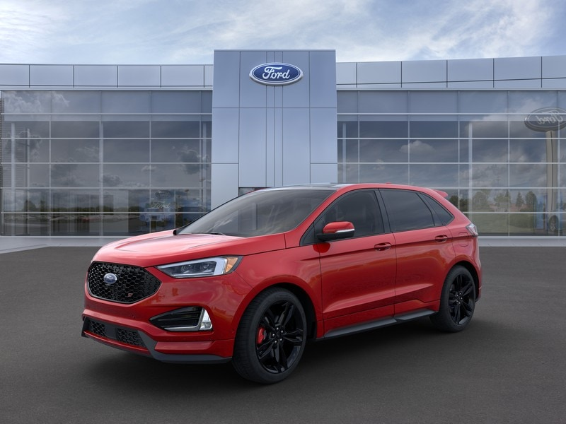 new 2020 Ford Edge ST Crossover for sale in Merrillville, IN