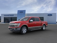 New Ford 2020 Ford F-150 LARIAT in Breaux Bridge, LA