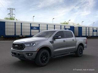 2021 Ford Ranger Lariat Crew Cab Pickup
