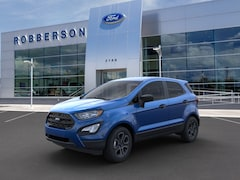 New 2021 Ford EcoSport S SUV for Sale in Bend, OR