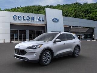 New 2020 Ford Escape Titanium Hybrid SUV in Danbury, CT
