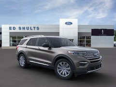New 2021 Ford Explorer Limited SUV in Jamestown, NY