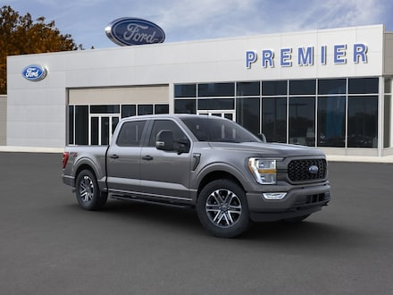 Featured New 2021 Ford F-150 XL Truck SuperCrew Cab for Sale in Brooklyn, NY
