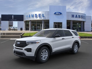 New 2020 Ford Explorer Base SUV F355931 in Santa Rosa, CA