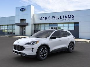 2020 Ford Escape Hybrid FWD