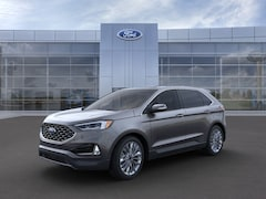 New 2020 Ford Edge Titanium SUV for sale in Clifton, TX