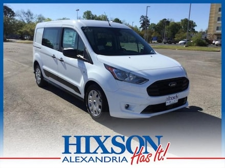 2019 Ford Transit Connect Commercial XLT Cargo Van FWD Commercial-truck