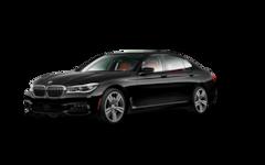 2018 BMW 750i Sedan 8-Speed Automatic