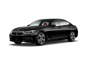 2018 BMW 750i Sedan WBA7F0C5XJGM23193