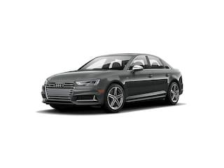2018 Audi S4 Premium Plus Sedan