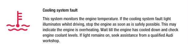 Dashboard Indicators | Audi Charlottesville