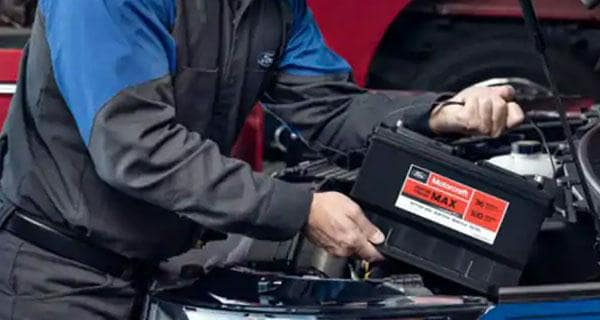Ford Car Battery Replacement Service