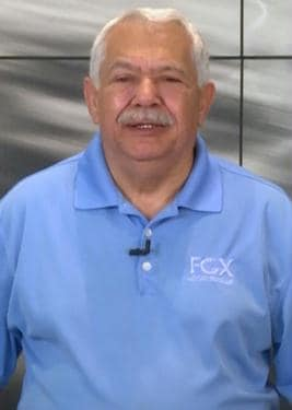 Multilingual Staff Member Joe B Fox Automotive