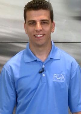 Multilingual Staff Member Lawrence P Fox Automotive