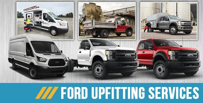 Ford Upfitting Services