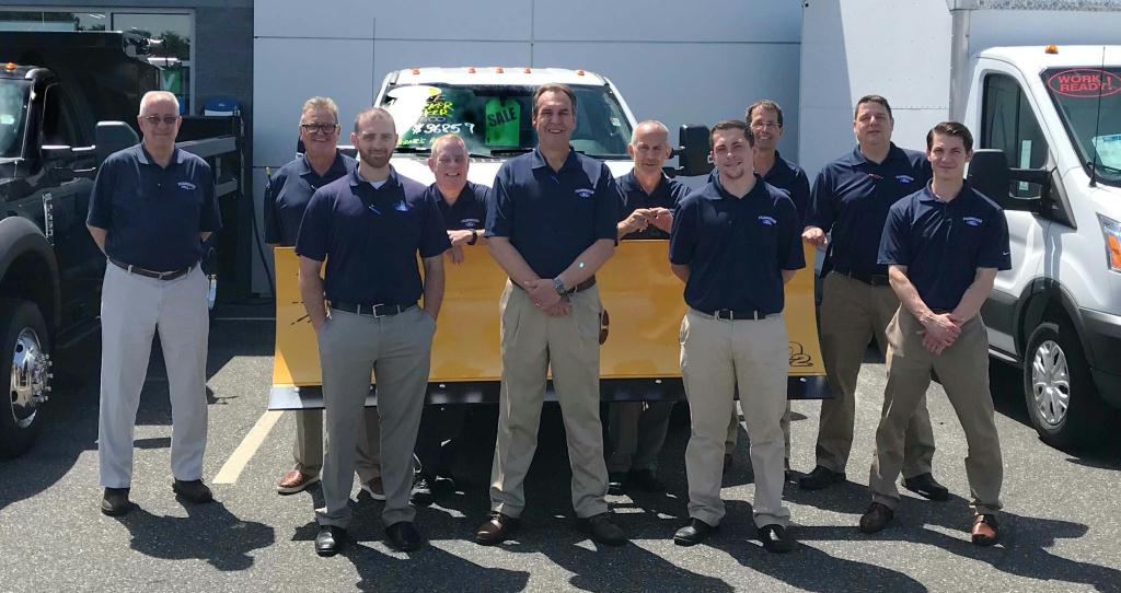 The Framingham Ford Commercial Truck Team Is Ready To Assist You