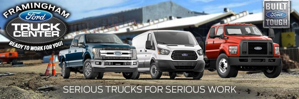 Framingham Ford Truck Center