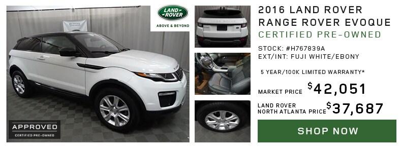Land Rover North Atlanta
