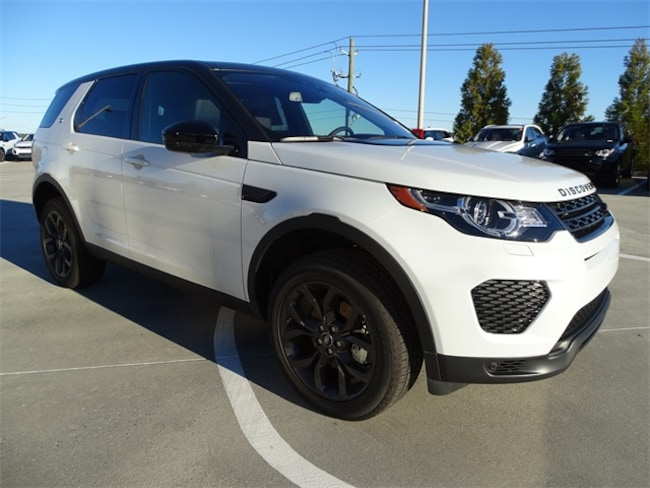 2019 Land Rover Discovery Sport Landmark Edition SUV
