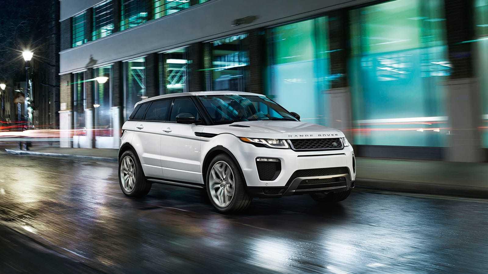 Pre Order 2017 Range Rover Evoque At Land Rover Buckhead