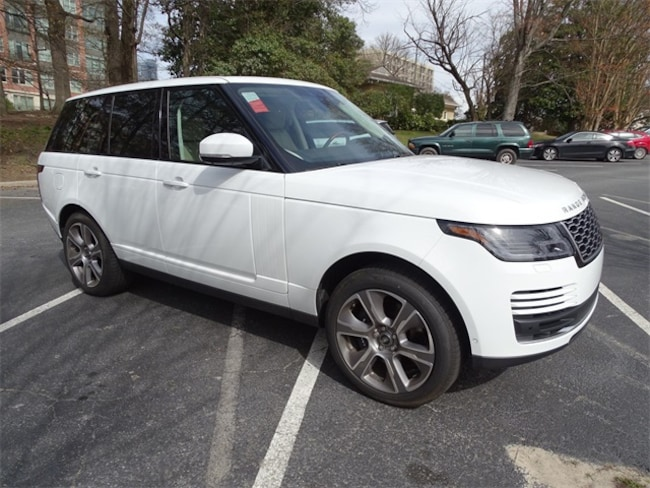 Land Rover Buckhead >> New 2019 Land Rover Range Rover For Sale At Land Rover