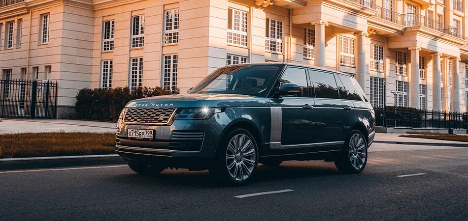 Range Rover Gwinnett >> The 2019 Range Rover Land Rover Gwinnett