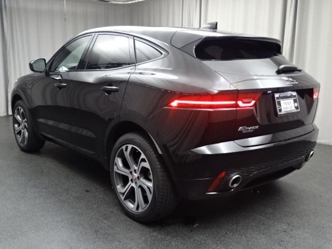 used 2018 jaguar e-pace for sale at land rover buckhead   vin