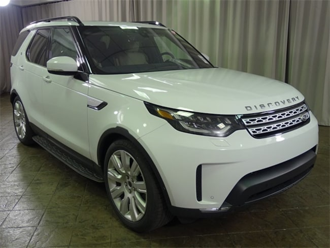 Land Rover Buckhead >> New 2019 Land Rover Discovery For Sale At Land Rover Buckhead Vin
