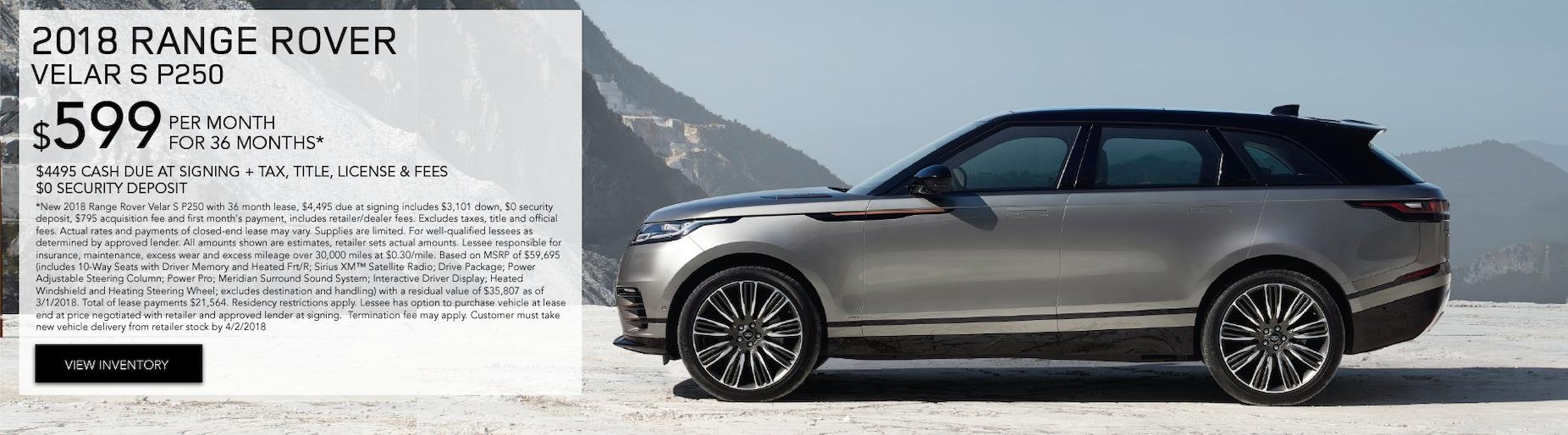 Land Rover Buckhead New Land Rover Dealership In Atlanta GA - Range rover inventory