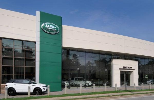 About Land Rover Buckhead Land Rover Buckhead