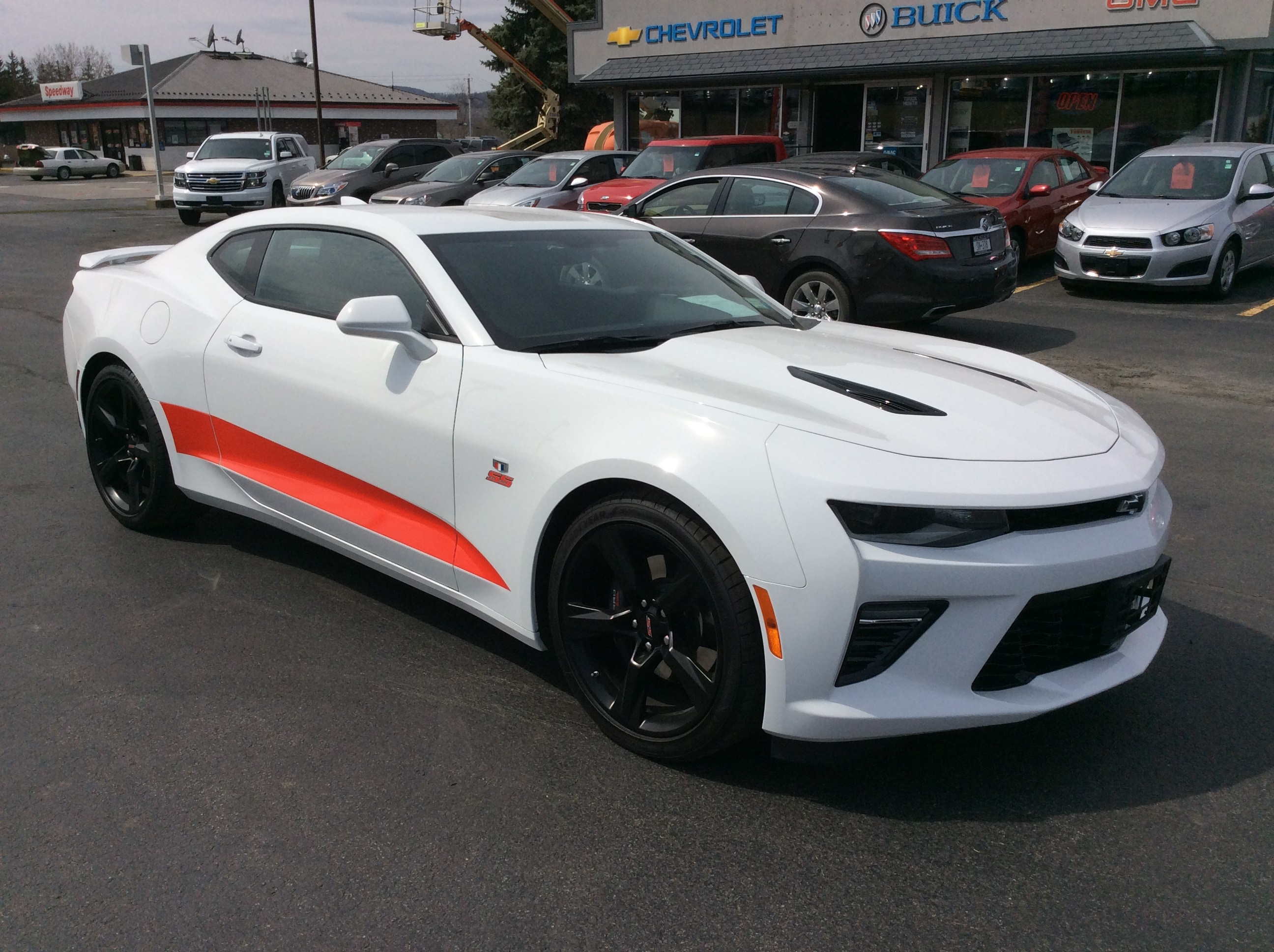 used 2016 chevrolet camaro ss for sale cobleskill ny. Black Bedroom Furniture Sets. Home Design Ideas