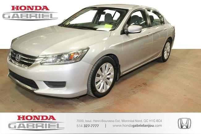 2015 Honda Accord LX BLUETOOTH/CAM Sedan