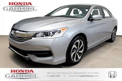 2017 Honda Accord LX BLUETOOTH/CAM Sedan