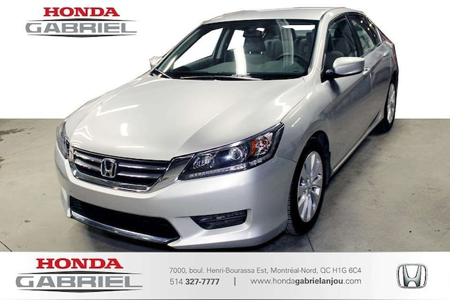 2015 Honda Accord LX BLUETOOTH/CAM Sedan