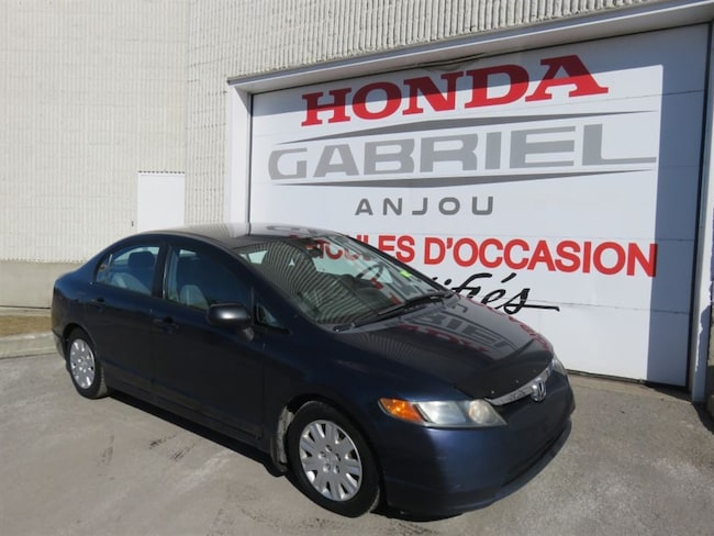 2006 Honda Civic DX Sedan Berline