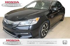 2017 Honda Accord EXL CUIR/TOIT/CAM Sedan