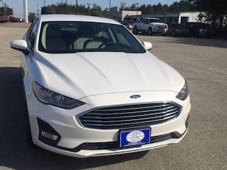 2019 Ford Fusion SE FWD Car