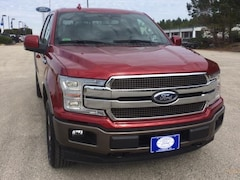 2019 Ford F-150 King Ranch 4WD Supercrew 5.5 Box Crew Cab Pickup