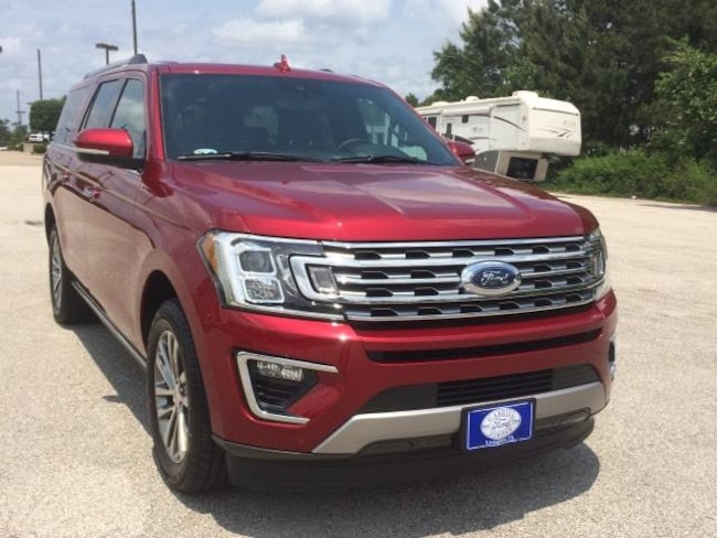 2018 Ford Expedition Max Limited 4x2 Sport Utility